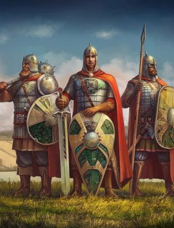 Викторина о русских богатырях