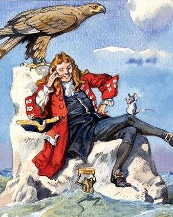 Сказка Джек и золотая табакерка, Английская народная сказка