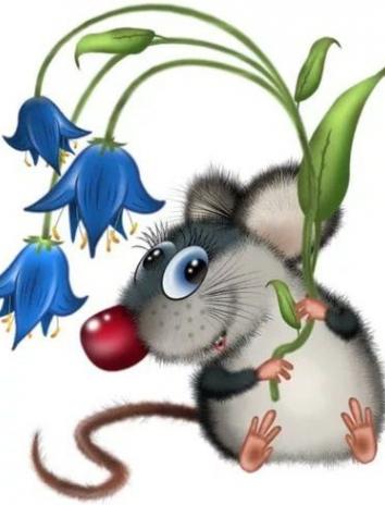 Маленькая мышка, Сказка