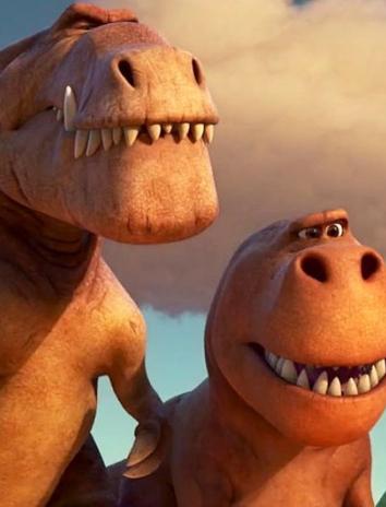 Сказка о динозаврах-братьях