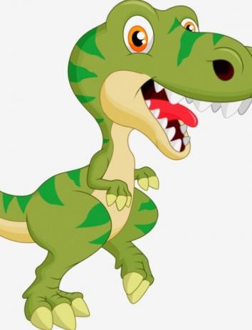 О динозавре Свиче, Сказка