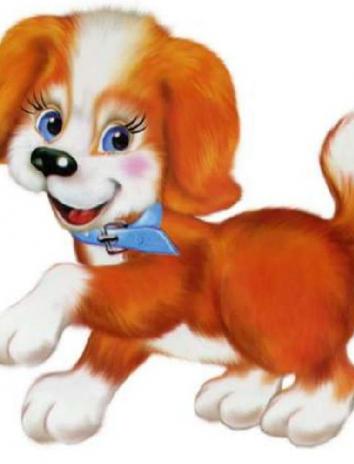 Сказка Собачки, Французская сказка