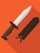 Ножи, Рассказ
