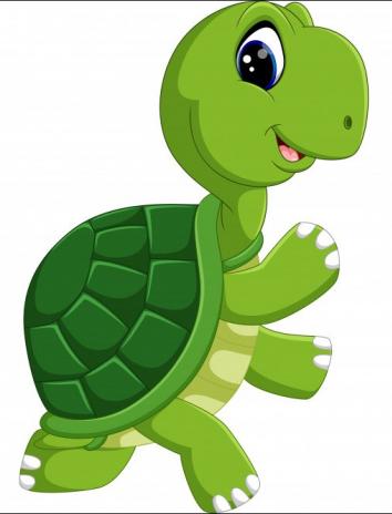 Черепаха, Стих