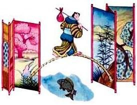 Сказка Волшебная картина, Китайская народная сказка