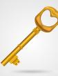 Золотой ключ, Сказка