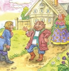 Сказка Два купца, Толстой Лев