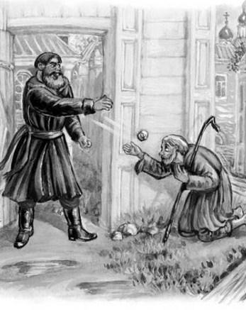 Сказка Камень, Толстой Лев