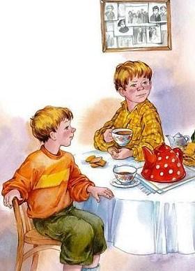 Печенье, Рассказ