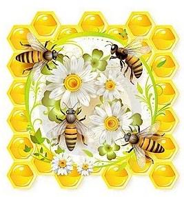 О пчелах, Стих