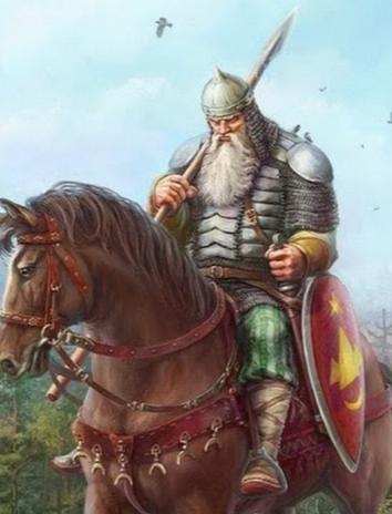 Сказка Соловей Будимирович, Русские былины и легенды