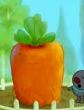 Большая морковка, Сказка