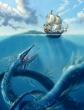 Большой морской змей, Сказка