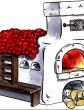 Большая печка