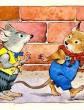 Мышь полевая и мышь городская