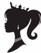 Три черные принцессы, Сказка