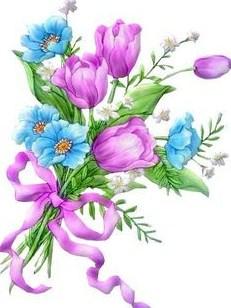 Цветы, Басня