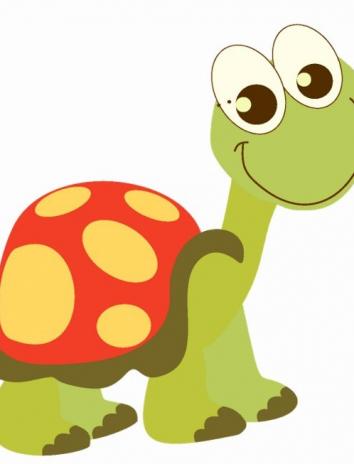 На ночь про черепаху, Сказка