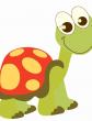 Сказка на ночь про черепаху