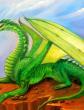 Сказка на ночь про дракона