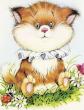 Сказка на ночь про кота Сметантуса