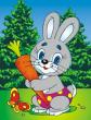 Сказка на ночь про зайчонка
