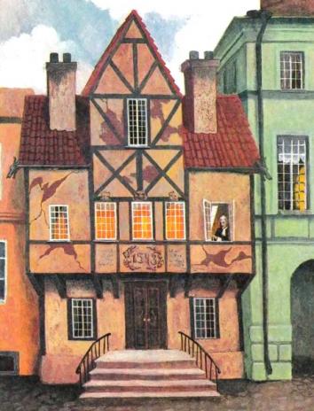 Старый дом, Сказка