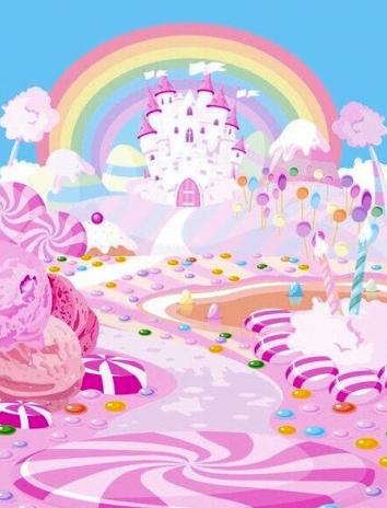 Дворец из мороженого, Сказка