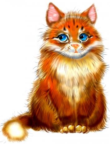 Сказка Глупая кошка, Индийская сказка