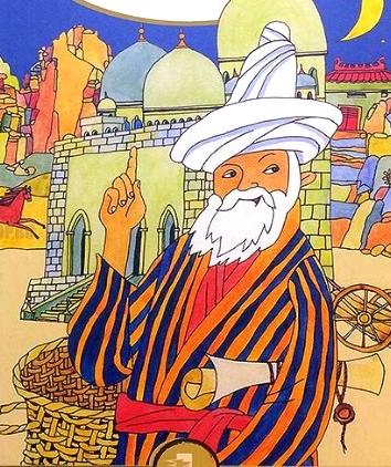 Сказка Глупец, Монгольская сказка