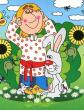Мужик и заяц, Сказка