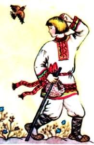 Сказка Неучтивый сын, Белорусская народная сказка