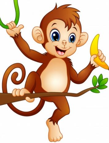 Печень живой обезьяны, Сказка