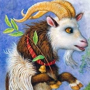 Похороны козла, Сказка
