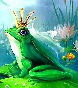 Сказка «Принцесса-лягушка»