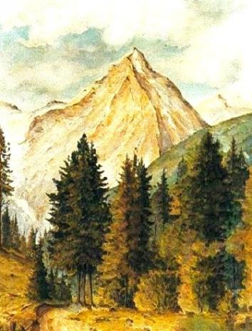 Волшебная гора, Сказка