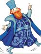 Волшебный кафтан, Сказка