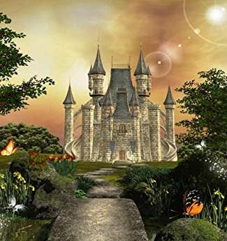 Заколдованный замок, Сказка