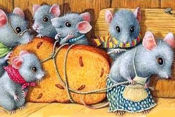 Мышки, Сказка