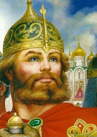 Василий Буслаев, Сказка