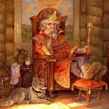 Царь Никита и сорок его дочерей   Изображение - 1