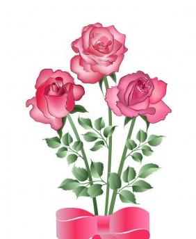 Три розы   Изображение - 1