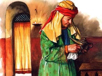 Аладдин и волшебная лампа | Изображение - 9