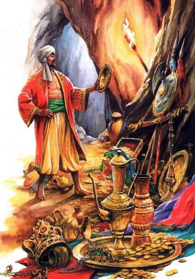 Али-Баба и сорок разбойников | Изображение - 4