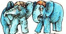 2 два Слоненка