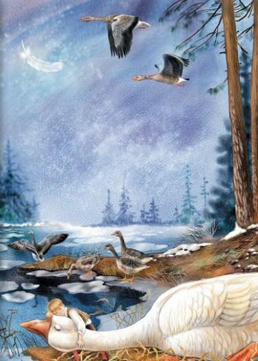 Чудесное путешествие Нильса с дикими гусями | Изображение - 9