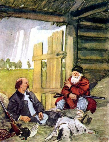 Дедушка Мазай и Некрасов