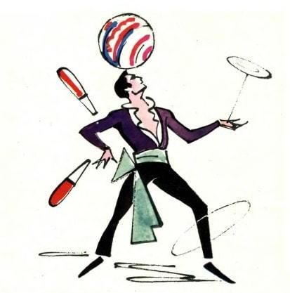 Сказка Девочка на шаре, Драгунский