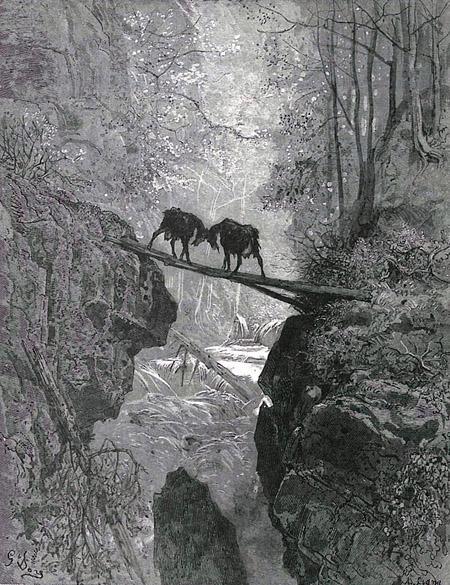 Две козы
