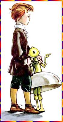 колокольчик жалуется мальчику Мише